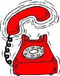 Zvonící telefon
