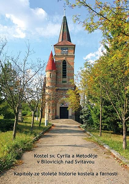 kniha Kostel sv. Cyrila a Metoděje v Bílovicích nad Svitavou